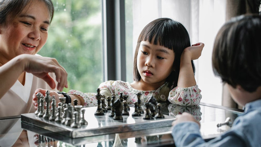 Why Discovering the Joy of Chess is Important